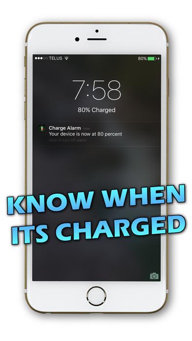 Charge Alarm Proのおすすめ画像2
