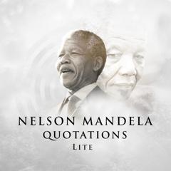 Nelson Mandela Quotations Lite
