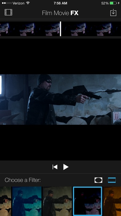 Film Movie FX Screenshots