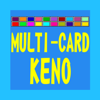 Multi Card Keno Icon