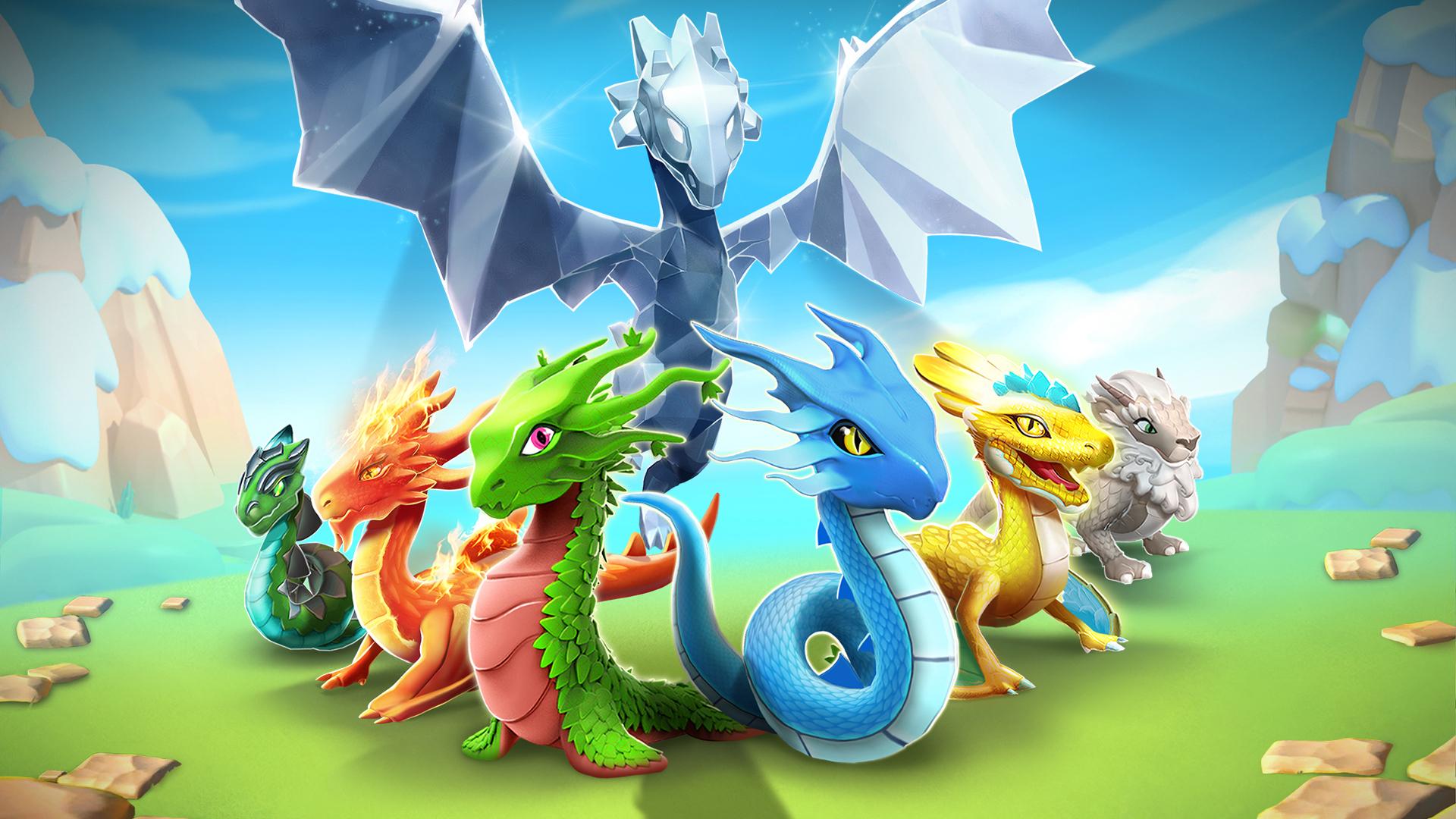 Dragon Mania Legends - Fantasy screenshot 13