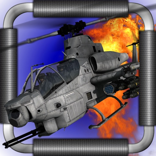 Air Combat Helicopter - Flight Simulator for Kids