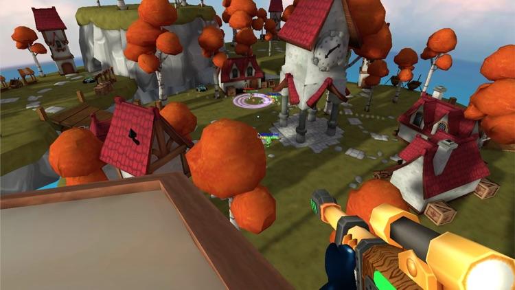 OVERCLOCK FPS Mehrspieler-Shooter screenshot-0