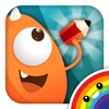 Bamba Craft - Kids draw, doodle, color and share their creations online - iPadアプリ