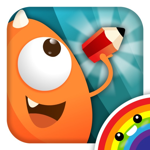 Bamba Craft - Kids draw, doodle, color and share their creations online