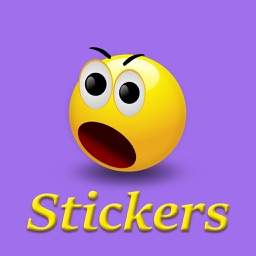 Funny Emoji Stickers Pro - Animated Emoticon & Keyboard Icons for WhatsApp, Telegram & WeChat