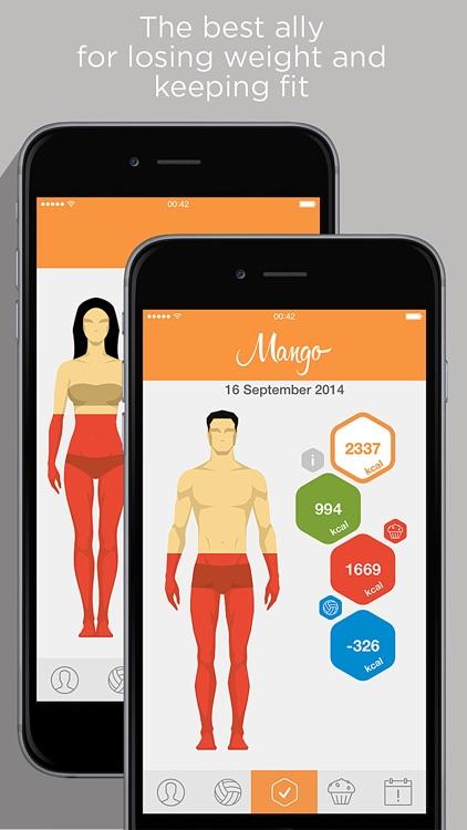 Mango - Calories Counter & Diet Tracker
