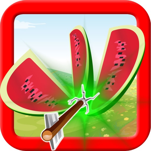 Archery Fruit Shooter - Hit the Big Watermelon