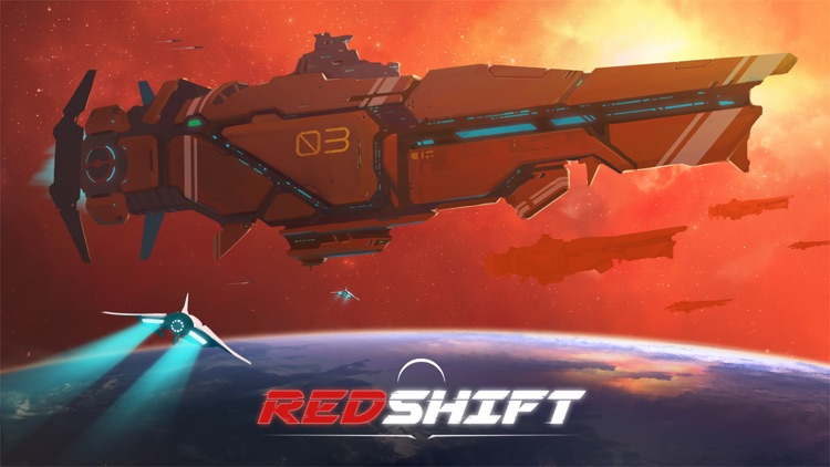 Redshift - Space Battles screenshot-0