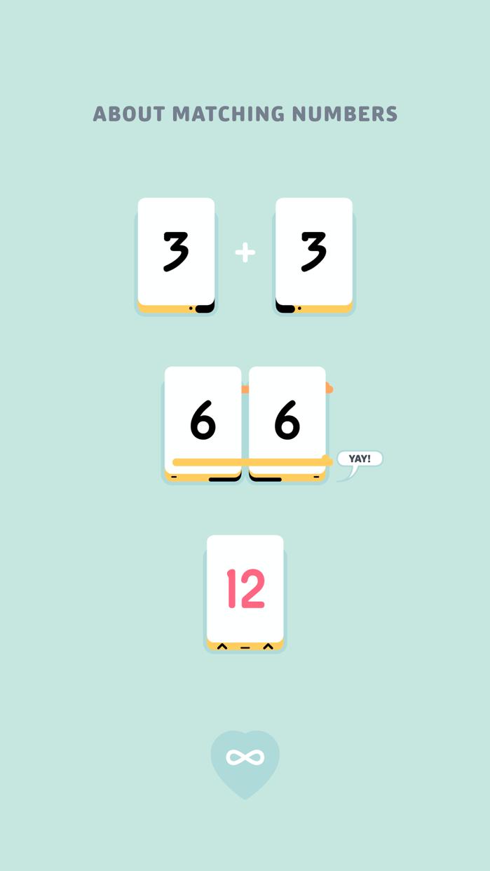 Threes! Free Screenshot