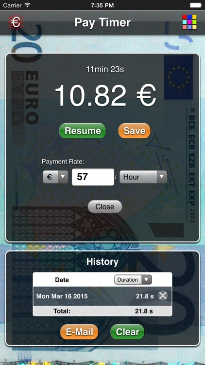 Pay Timer Free