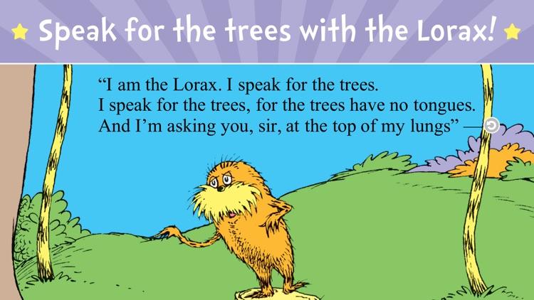 The Lorax by Dr. Seuss screenshot-0