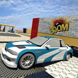 Furious Racing Car Stunt 3D
