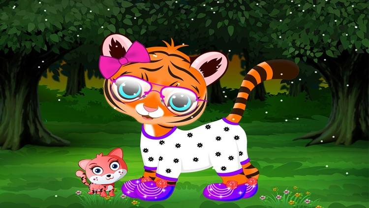 Baby Tiger Salon screenshot-4
