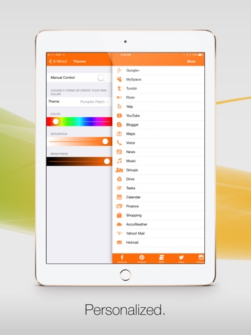 G-Whizz! for Google Apps - The #1 Apps Browser-ipad-2
