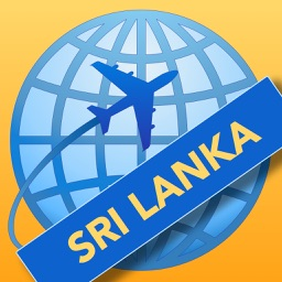 Sri Lanka Travelmapp