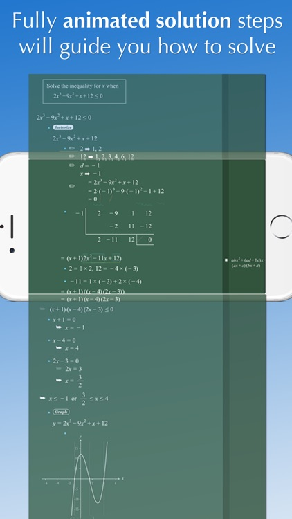 FX Math Solver screenshot-3