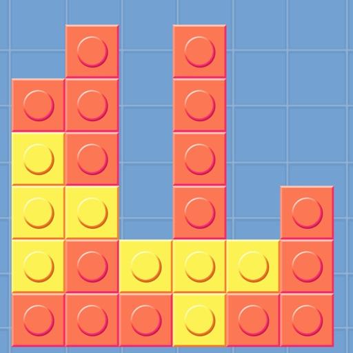 Block Tower Breaker Deluxe - new mind skill app logo