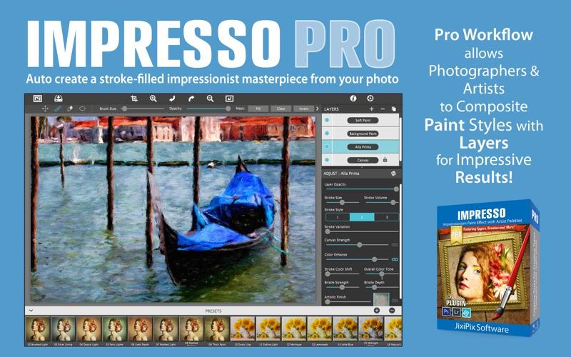 Impresso Pro Screenshots