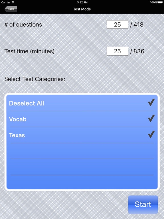 Texas Real Estate Salesperson Agent Broker Exam Prep App Price