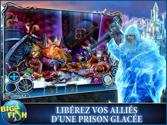 Screenshot #5 pour Dark Realm: La Princesse de Glace HD - Un jeu d'objets cachés mystérieux (Full)