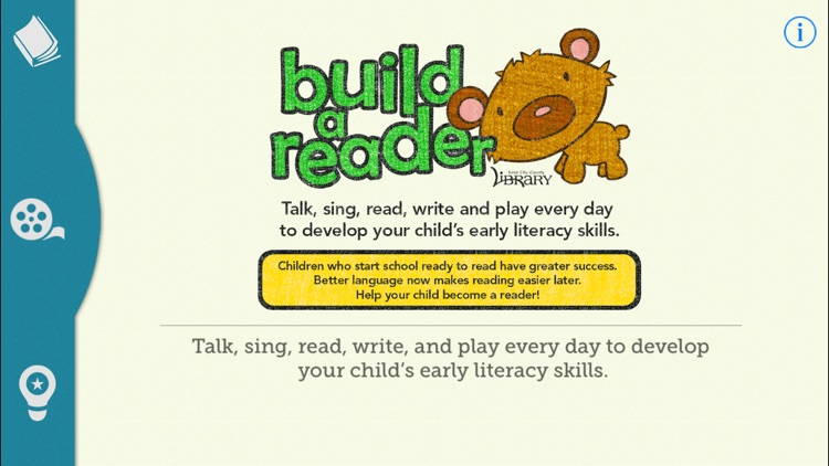 Build a Reader