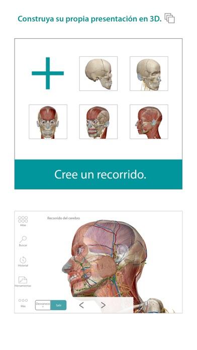 Screenshot for Atlas de anatomía humana in Dominican Republic App Store
