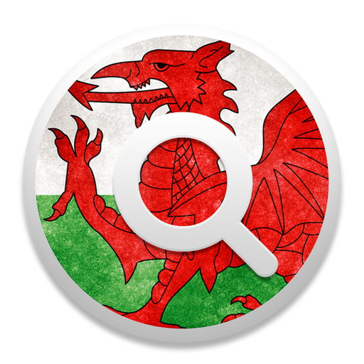 Welsh Bilingual Dictionary - by Fluo!