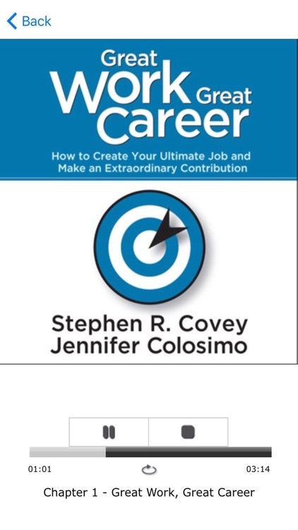 Great Work Great Career by Stephen Covey and Jennifer Colosimo screenshot-3