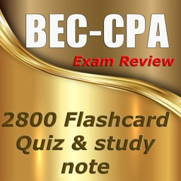 BEC-CPA Exam Review Note & Quiz