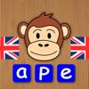 Spelling met Chimpy Engels - Engelse woorden lezen en schrijven