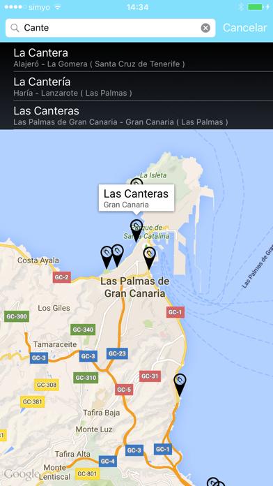 Playas Canariasのおすすめ画像4