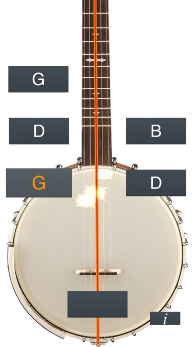 Banjo Tuner Simple review screenshots
