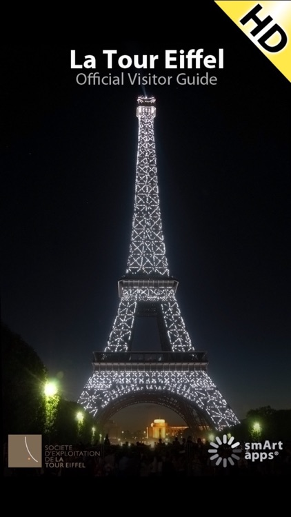 Tour Eiffel, Official Visitor Guide HD screenshot-0