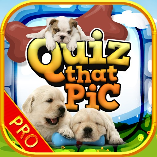 Quiz That Pic : The Puppies Trivia Puzzle Games For Pro