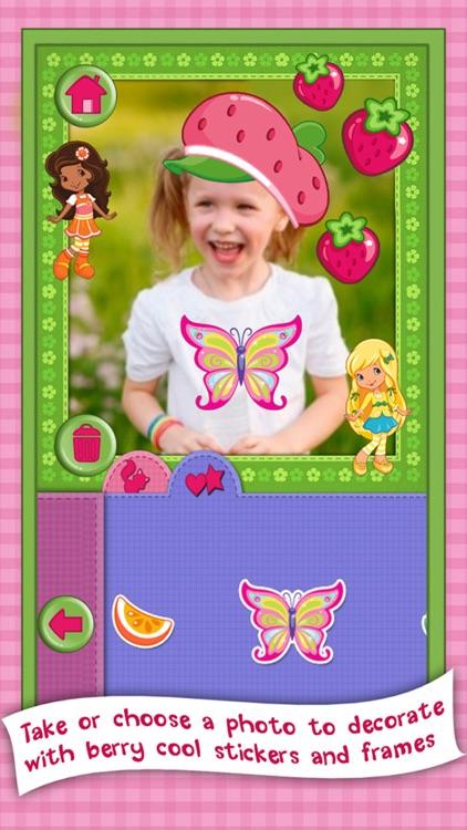 Strawberry Shortcake Card Maker Dress Up - Fashion Makeover Game for Kids