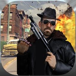 Urban City Car Gang Crime Wars 3D