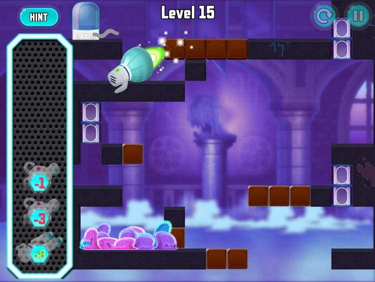 Odd Squad: Blob Chase screenshot-3