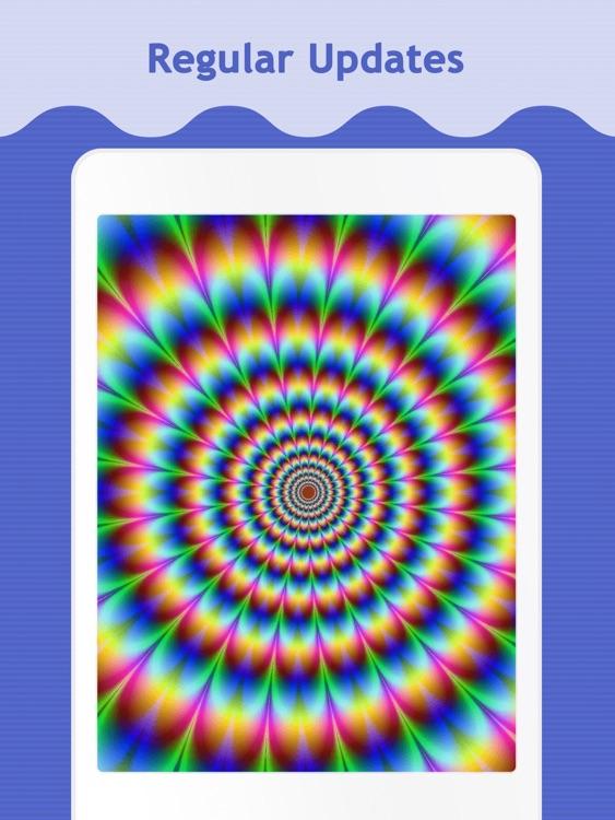 Illusion Wallpapers HD for iPad screenshot-4