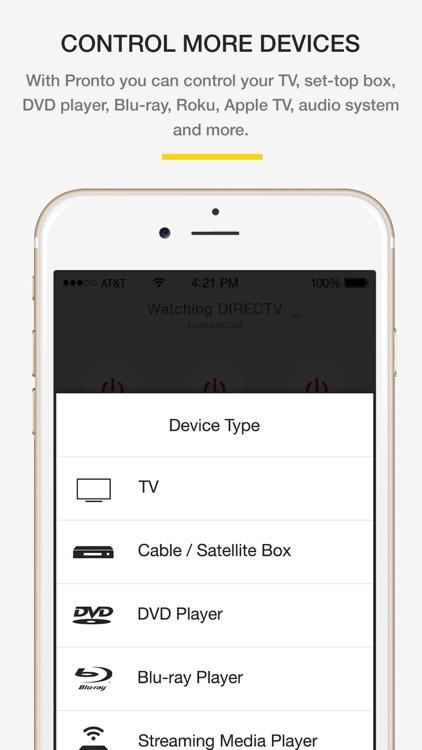 Smart TV Remote Control screenshot-4