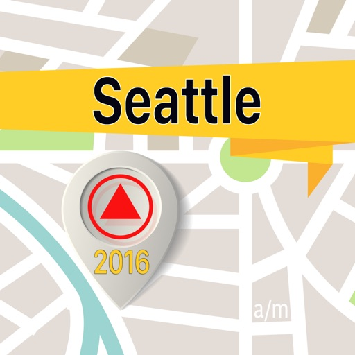 Seattle Offline Map Navigator and Guide