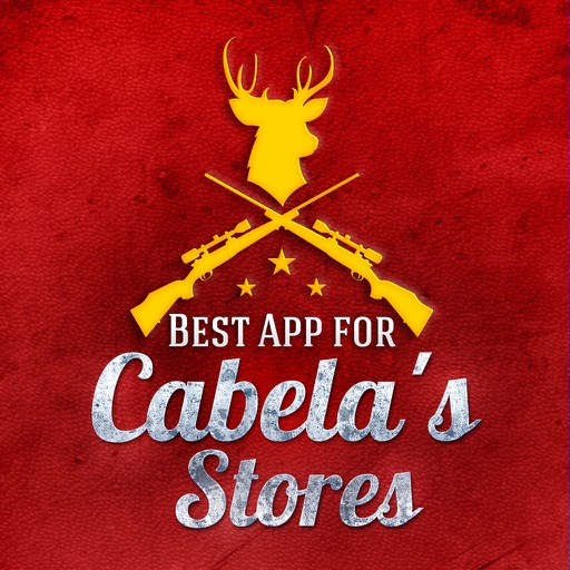 The Best App for Cabela's Stores