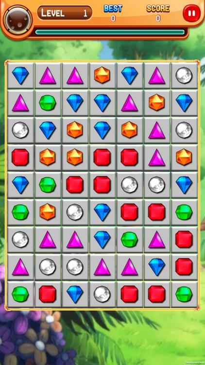 Jewel Diamond Heroes