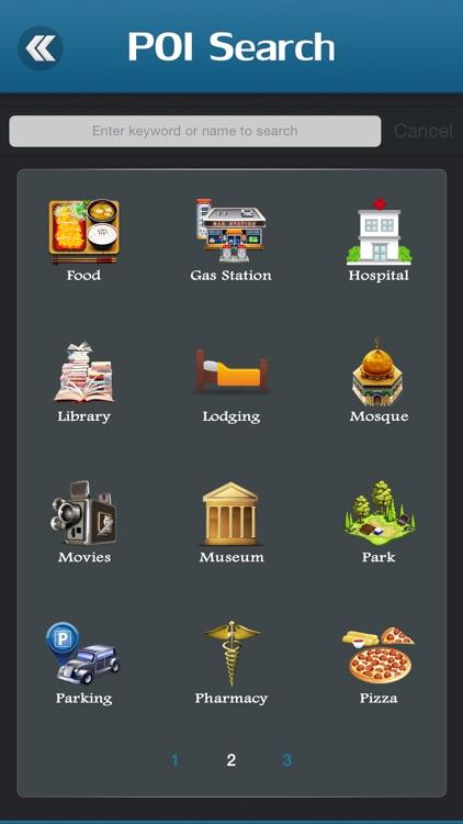 Chengdu City Offline Travel Guide screenshot-4