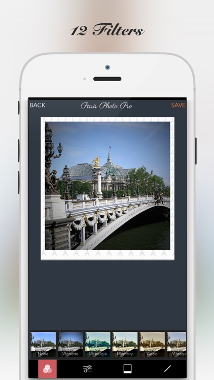 Paris Photo Pro: Vintage Camera Effects