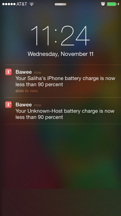 Bawee - One Battery Doctor To Monitor All Your Devices screenshot-3