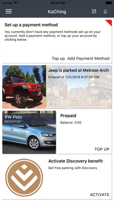 KaChing Parking screenshot four