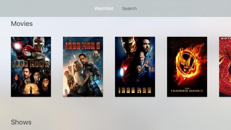 Trakt.tv browser