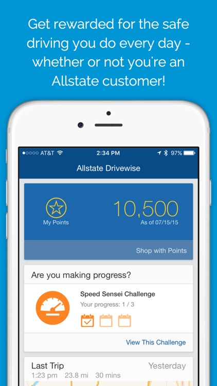 Drivewise Mobile By Allstate By Allstate Insurance Company