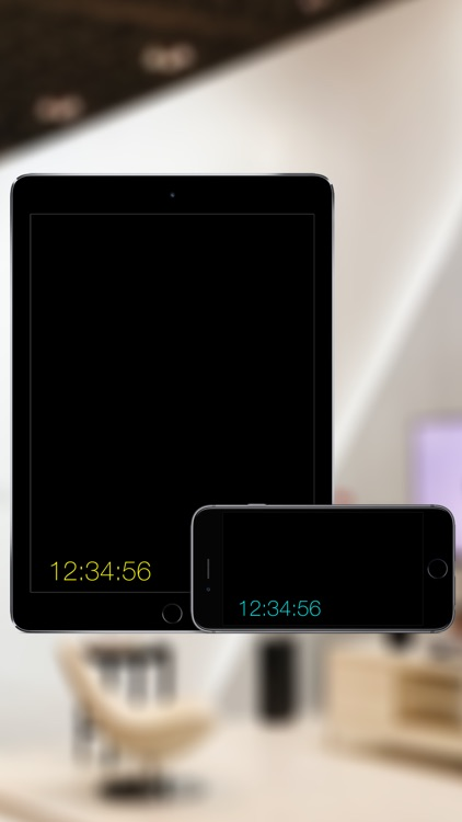 Clock mini - Display off?